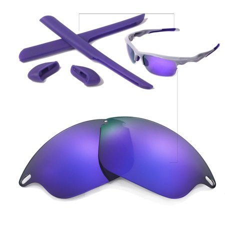 c596b119ed5 Walleva - Walleva Purple Polarized Lenses And Purple Rubber Kit For ...