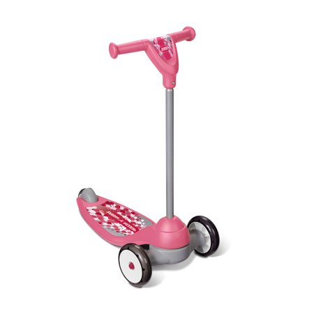 Radio Flyer, My 1st Scooter Sparkle, Three Wheel Scooter, Pink