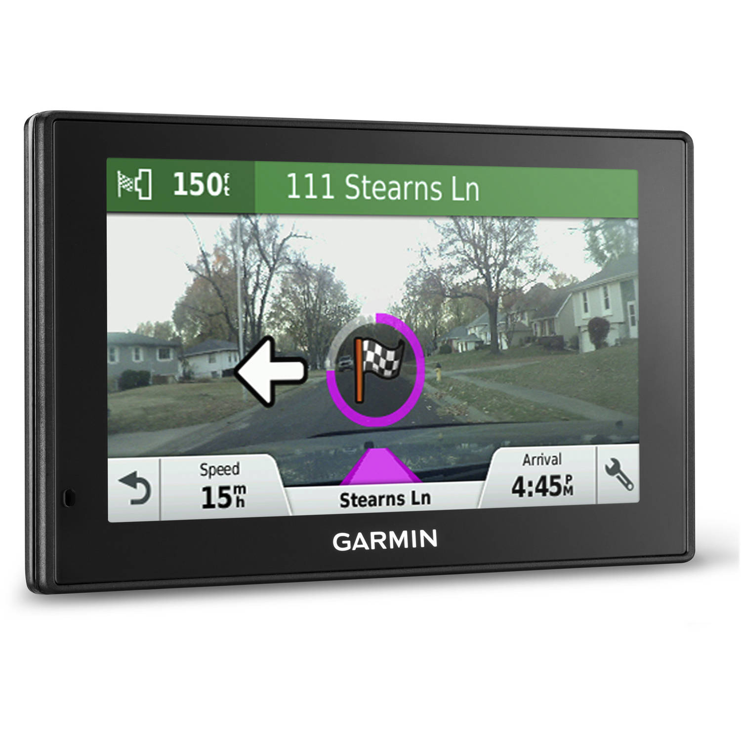 Garmin DriveAssist 50LMT Automobile Portable GPS Navigator - Portable, Mountable (010-01541-01)