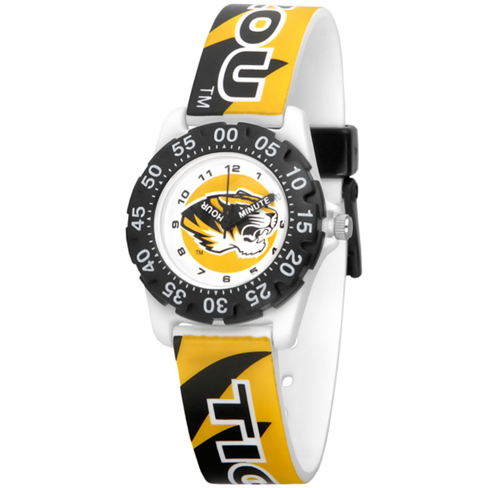 "Missouri Tigers NCAA Youth ""Kids"" Watch"
