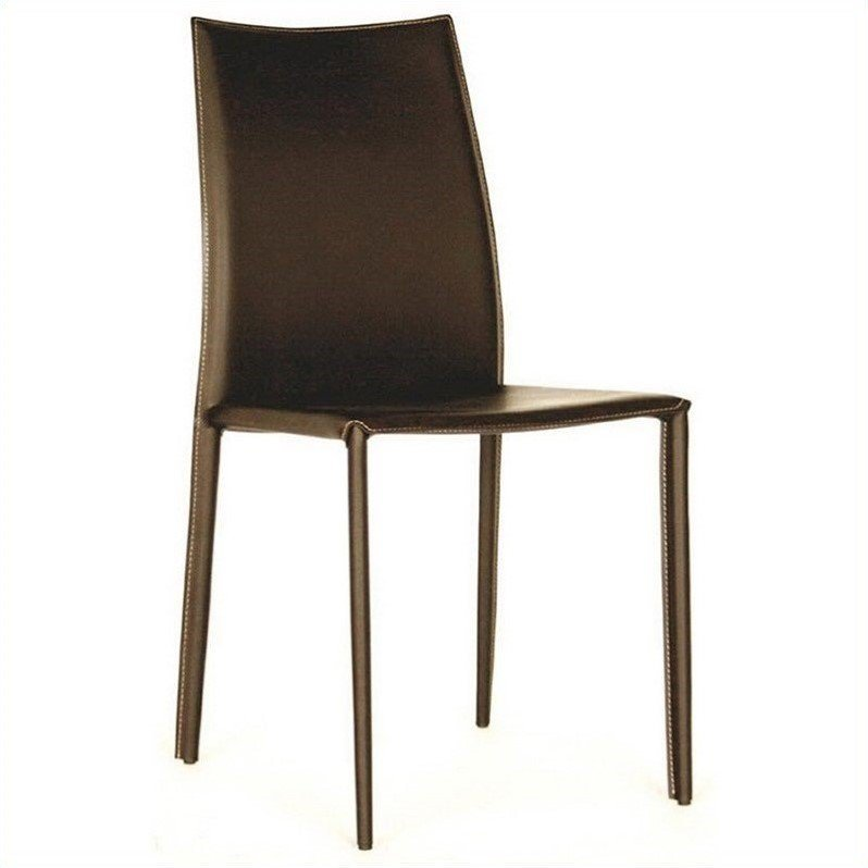 Rockford Dining Chair in Brown (Set of 2) - image 1 de 1