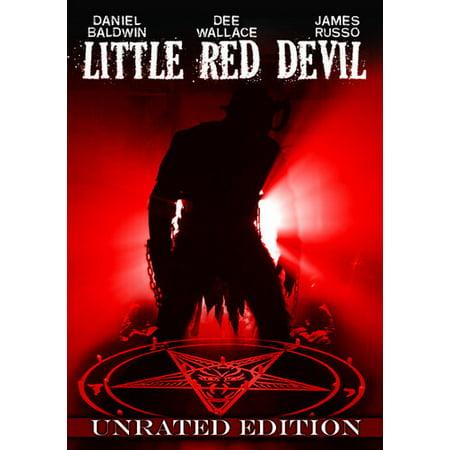 Red Devil Movie Character (Little Red Devil (DVD))