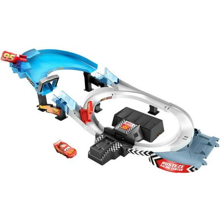 Disney Pixar Cars Rusteze Double Circuit Speedway Trackset