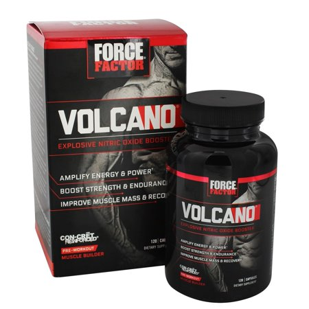 Force Factor - VolcaNO Pre-Workout Explosive Nitric Oxide