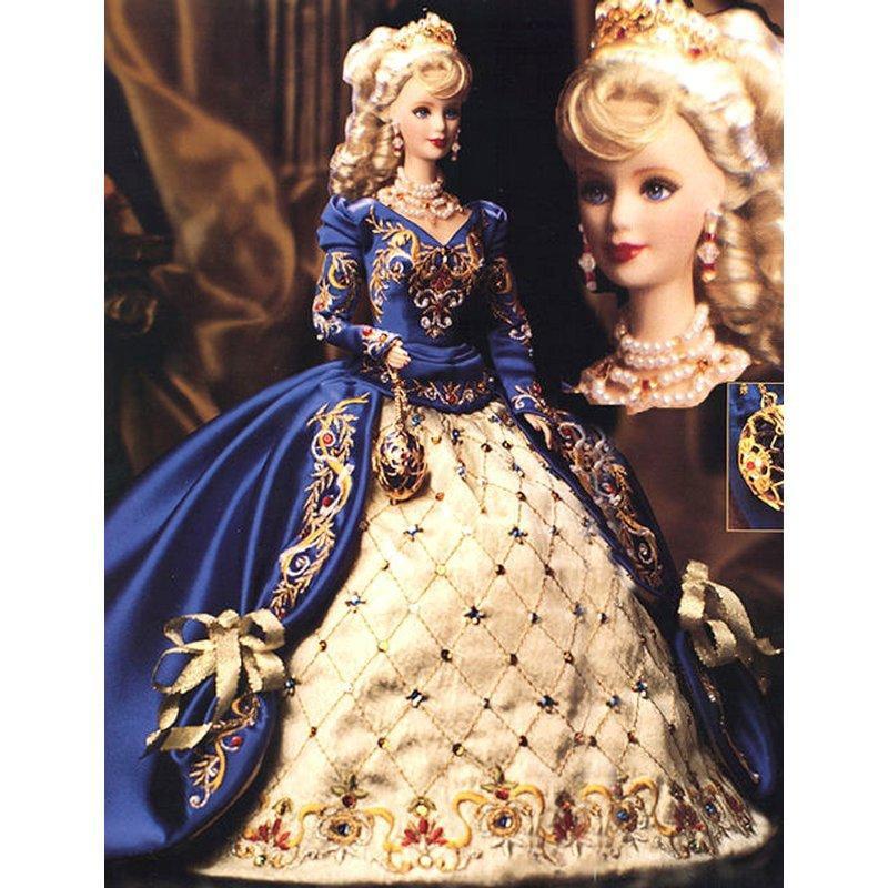 Mattel Faberge Imperial Elegance Limited Edition Porcelai...