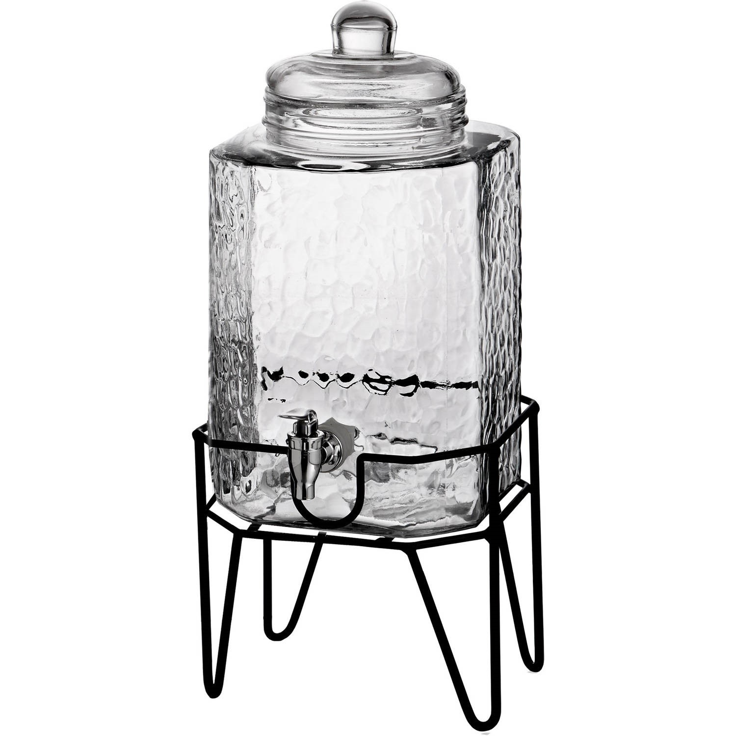Hamburg Beverage Dispenser & Stand, 1.5 Gallon