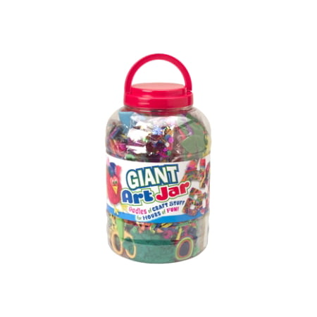 ALEX Toys Craft Giant Art Jar - Crafts With Pipe Cleaners