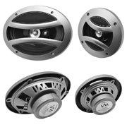 "2) VM Audio EXS6857.3 5x7""/6x8"" 400W Car Speakers + 2) EXS525.2 5.25"" Speakers"