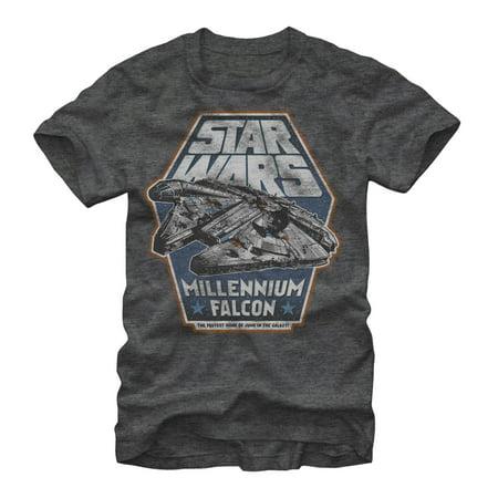 Star Wars Men's Millennium Falcon Hunk of Junk