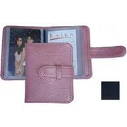 RM 108 NAVY 3 x 4 Wallet Photo Card Case - Navy