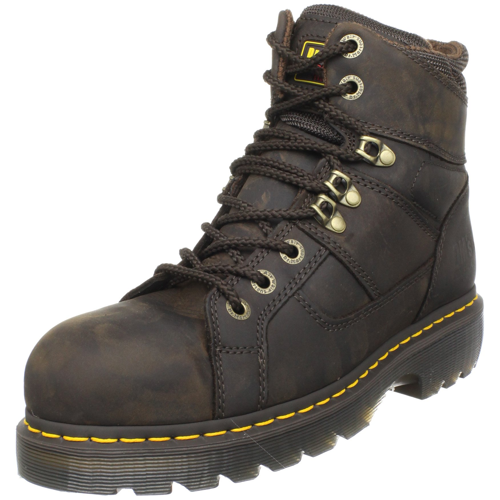 Dr. Martens Ironbridge Safety Toe Boot,Black (9 F(M) UK   11 B(M) US Women   10 D(M) US Men) by Dr. Martens