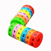 1Set Axis Magnetic Mathematics Digital Learning Educational Toys Puzzle Cube Magic Intelligence Arithmetic Math For Kids Toys