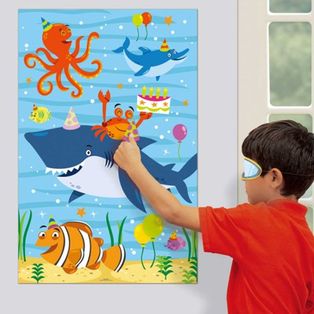 Ocean Buddies (Ocean Buddies Party Game Poster (1ct))