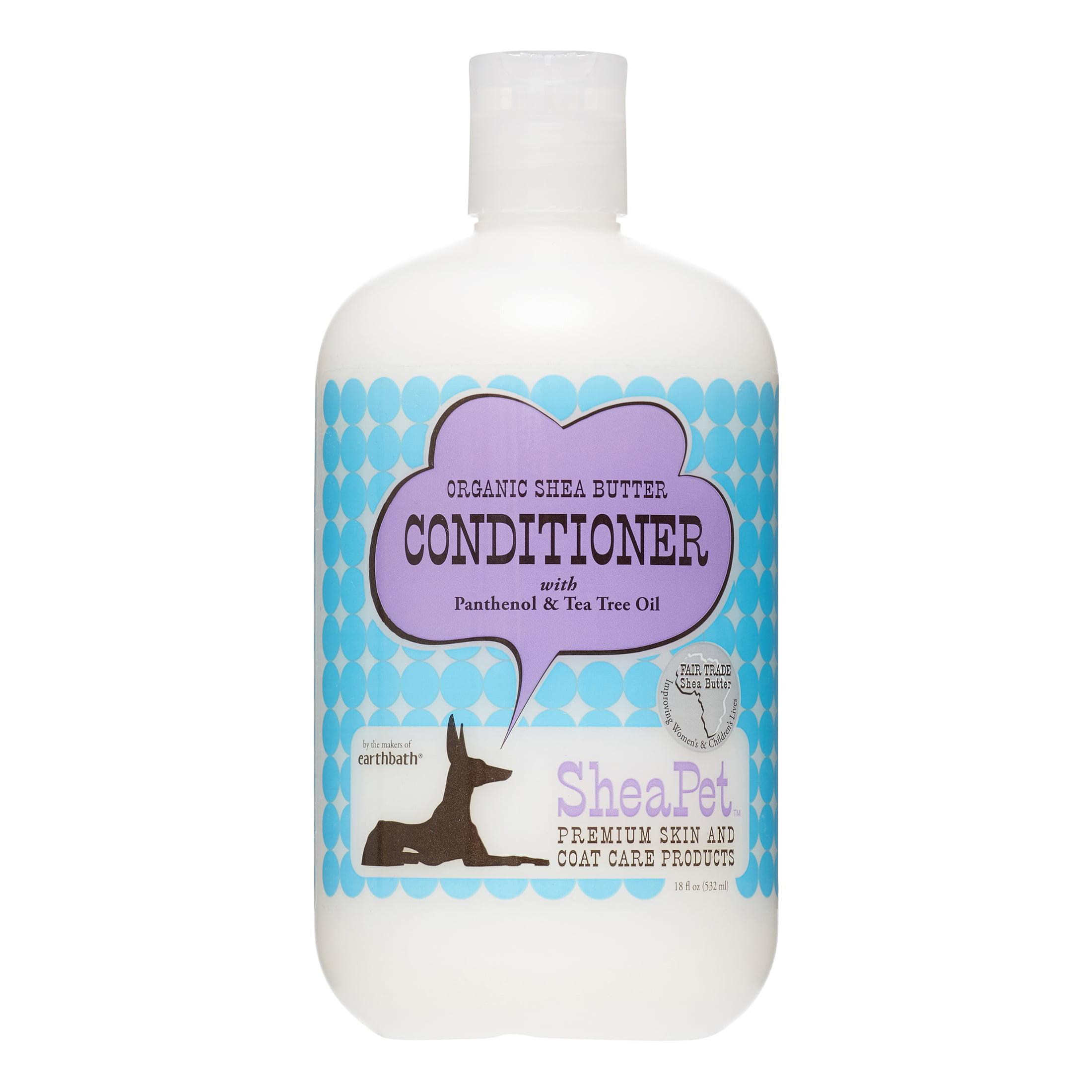 Earthbath Shea Butter Conditioner, 18 Fluid Ounce