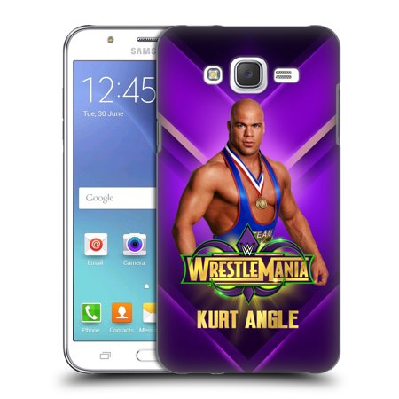 OFFICIAL WWE WRESTLEMANIA 34 SUPERSTARS HARD BACK CASE FOR SAMSUNG PHONES 3