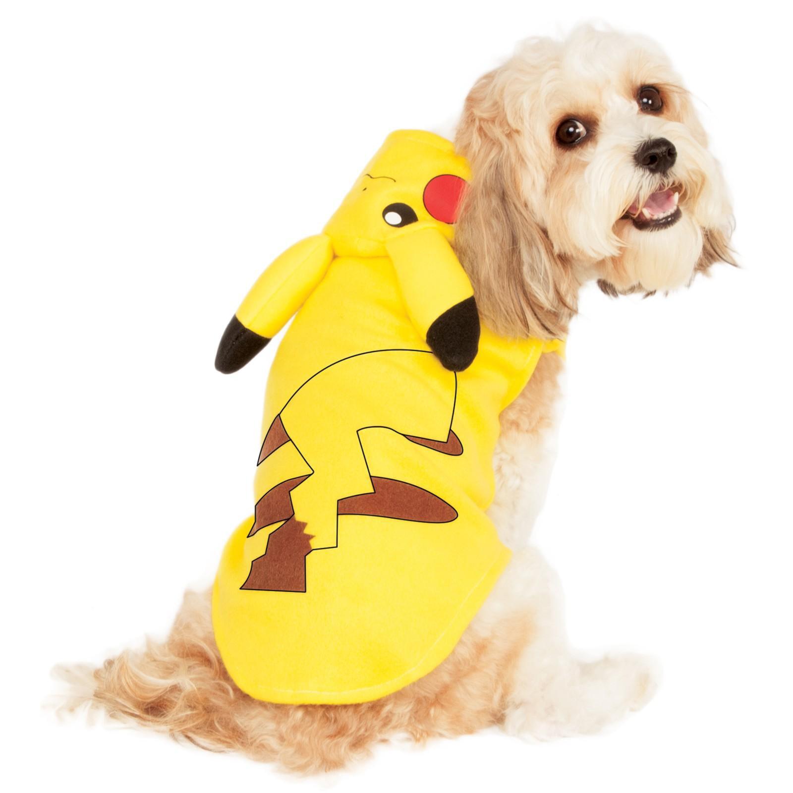Rubie's Pikachu Pet Costume - Small