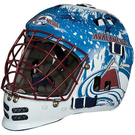 Franklin Sports NHL Mini Goalie Mask](Halloween Nhl)