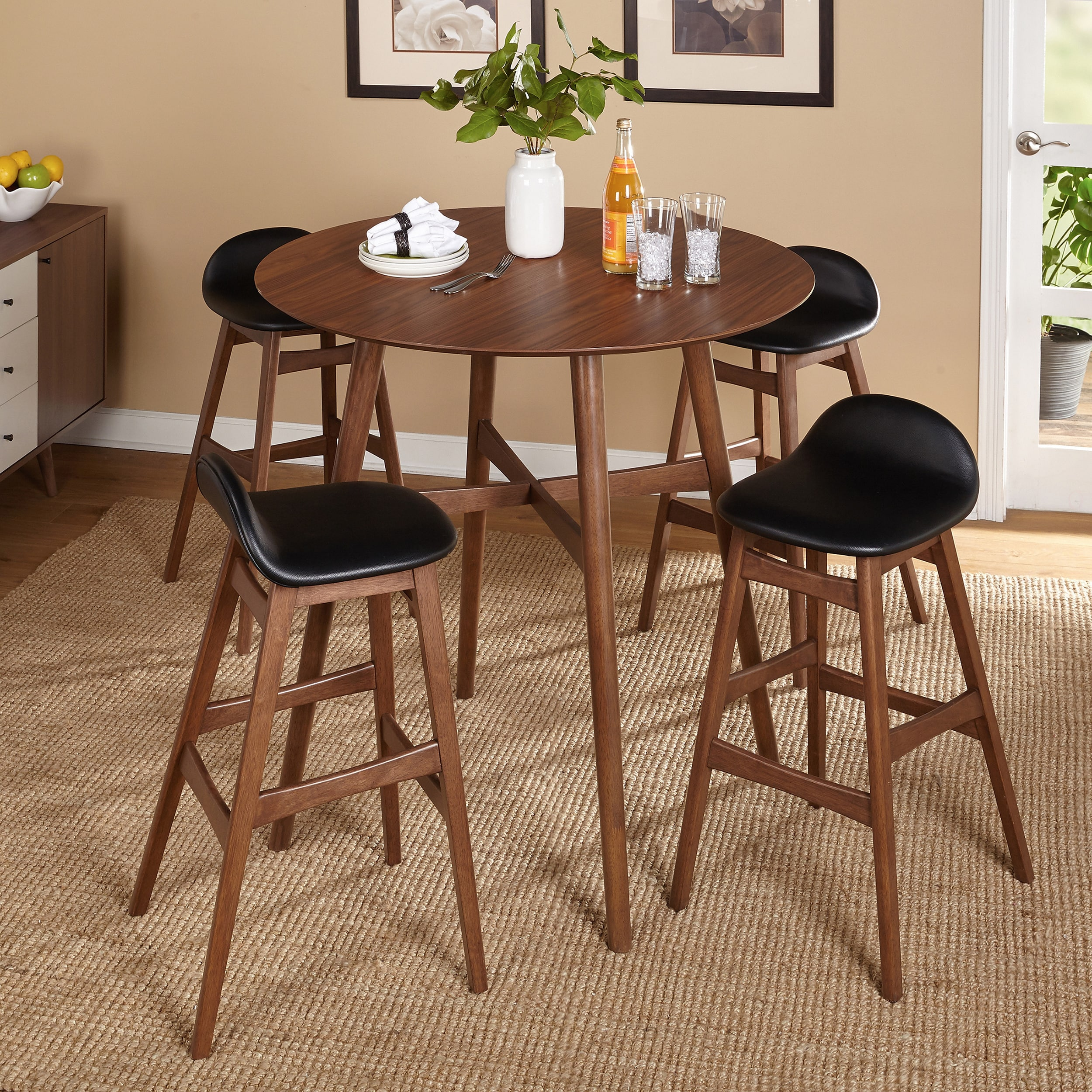 Simple Living  5-piece Axel Pub Set