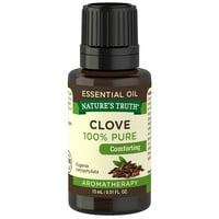 Nature's Truth Essential Oil, Clove, 0.51 Fluid Ounce