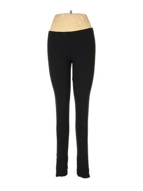 NWT Victoria's Secret Sport 7//8 Tight Pants Leggings Black Red Roses Floral XL