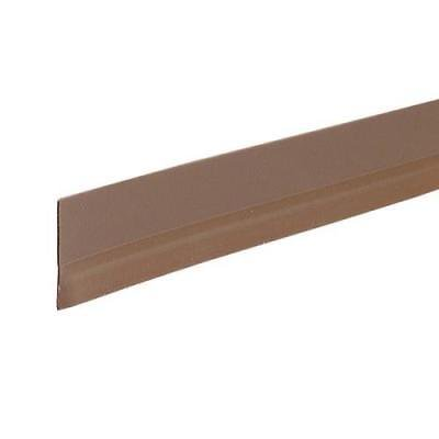 M-D Building Products Economy Self - Adhesive Door Sweep, Brown, (Brown Door Sweep)