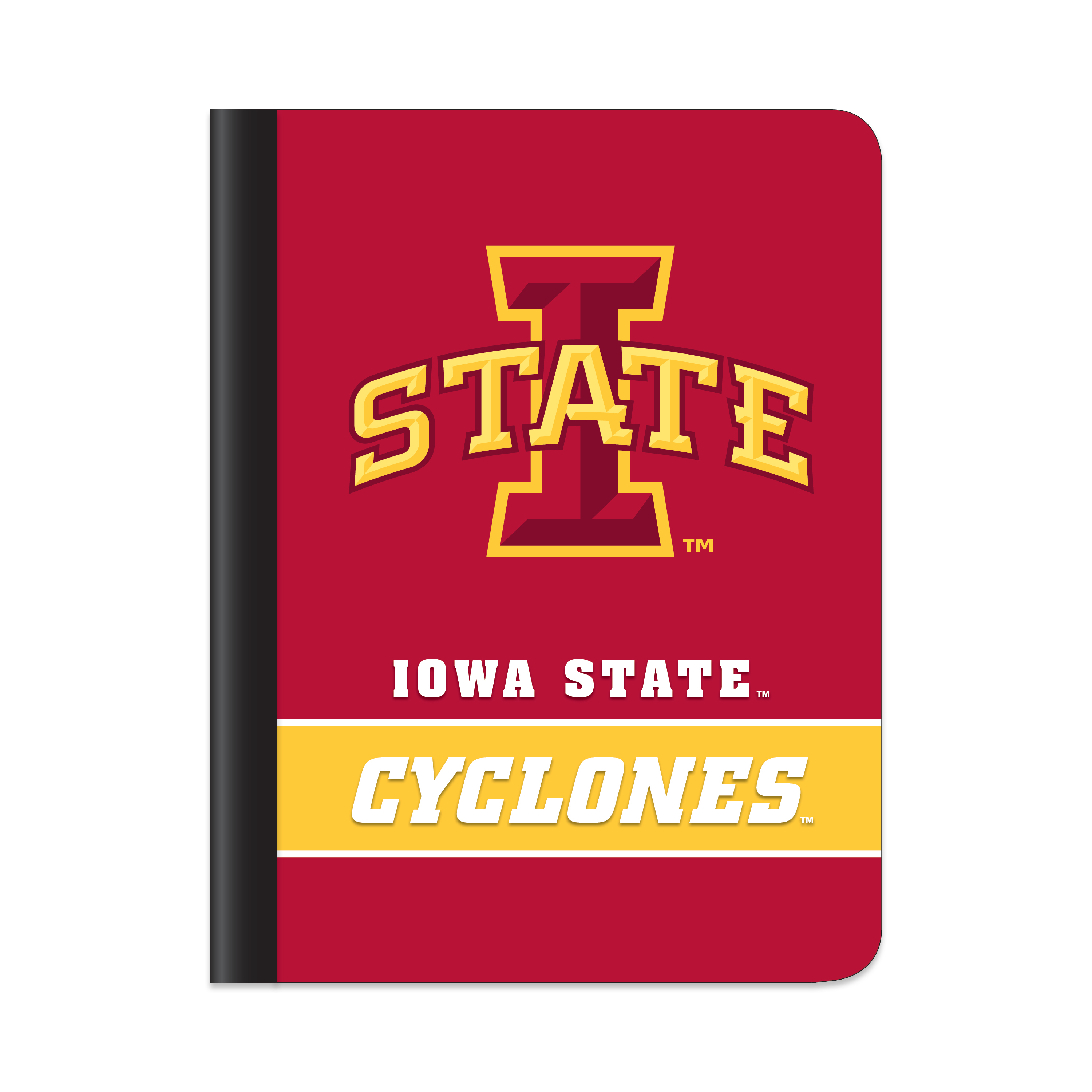 Iowa State Comp Book Ia St Cyclones-classic