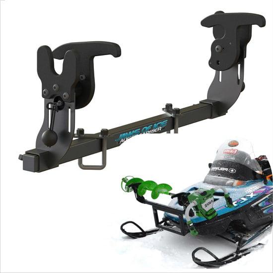 Jaws Of Ice Auger Carrier Mount For Atv Utv Snowmobile Walmart Com