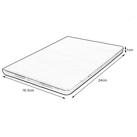 Compact PU Leather Tablet Cover SolidFlip Stand Suitable For Ipad Pro 9.7 - image 11 of 11