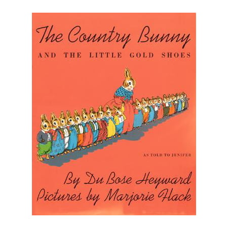 The Country Bunny and the Little Gold - Bunny Shoes
