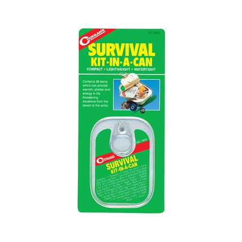 Coghlans 9850 Survival Kit or Kitchen In A Can by Coghlans LTD
