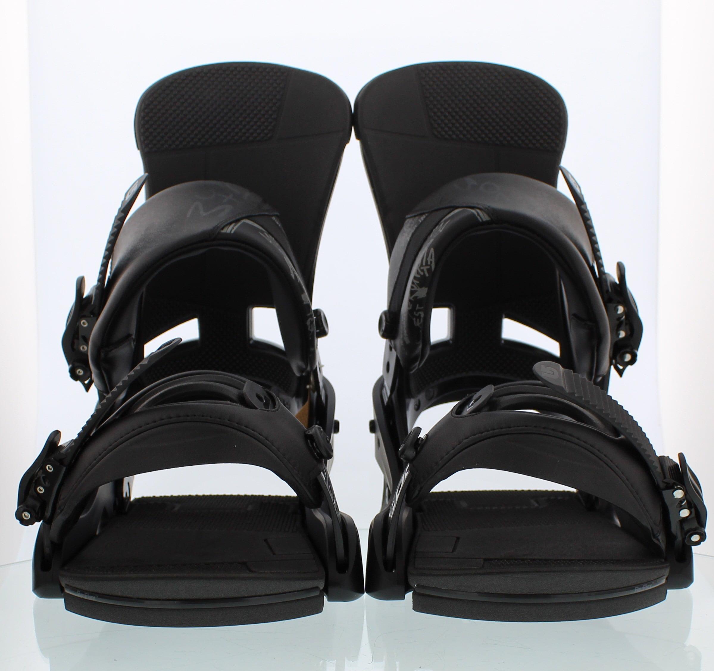 Burton Custom Snowboard Binding, Black, ( L) by Burton