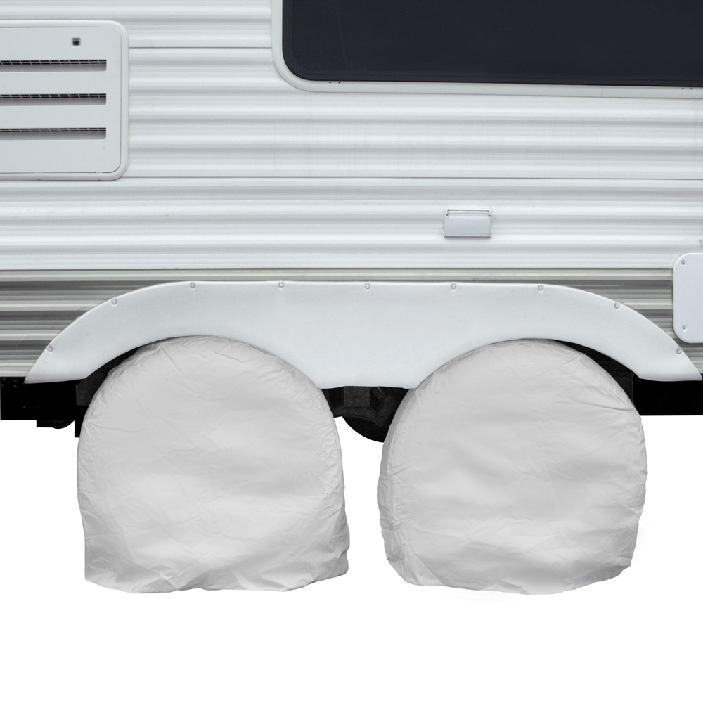 "32"" to 34.5"" RV & Camper Wheel Cover"