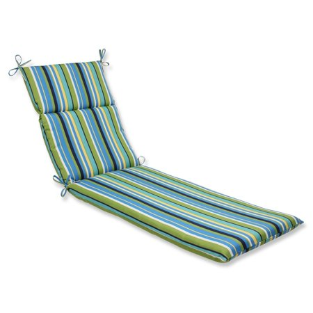 72 5 strisce luminose blue green and yellow striped for Blue and white striped chaise lounge cushions
