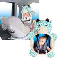 Product Image Baby Car Backseat Mirror Rear View Facing Back Seat Child Safety Rearview Adjustable Forward
