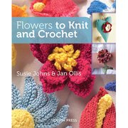 Search Press Books Flowers To Knit And C