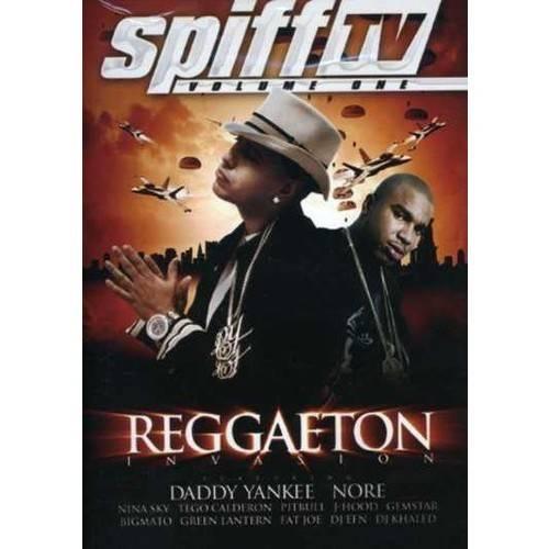 Spiff TV, Vol.1 (Music DVD) (Amaray Case)