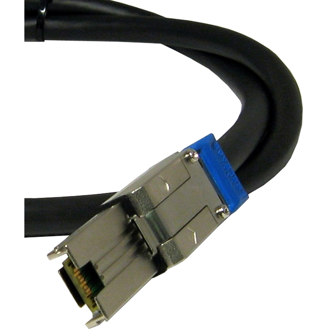 CRU / Wiebetech - 7366-7000-00 - CRU SAS/SATA External Cable - SAS/SATA for Storage Equipment - 1 Pack - 1 x SFF-8088