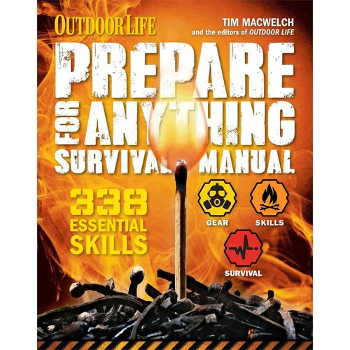 Prepare for Anything Survival Manual