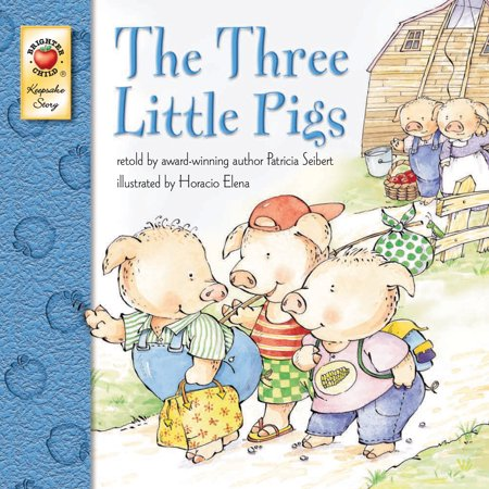 Three Little Pigs (Paperback)