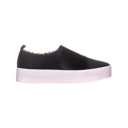 Calvin Klein Jameelah Platform Slip-On Sneakers, Black - image 3 of 6