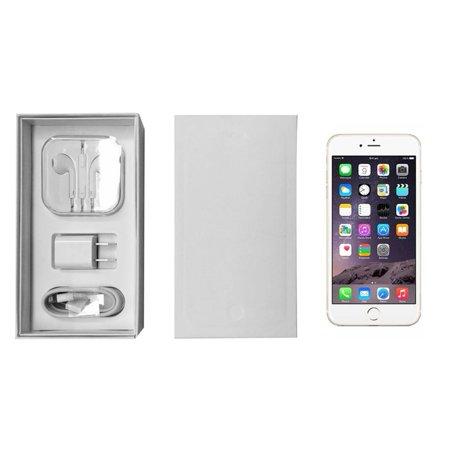 Refurbished Apple iPhone 6 PLUS 128GB LCD Fingerprint Phone (Unlocked) Cell Phone Smartphone