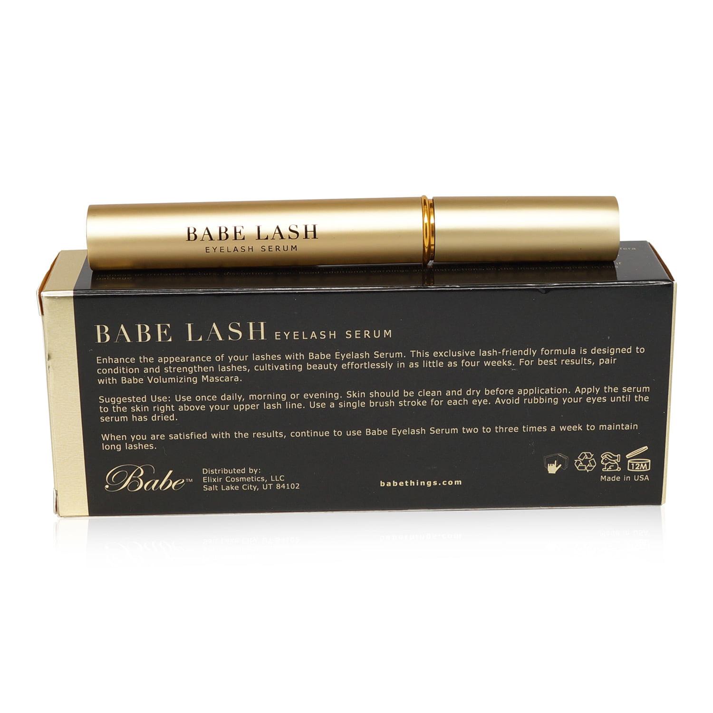 Babe Lash Eyelash Serum 014 Oz Walmart