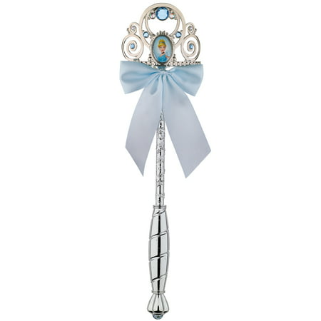 Cinderella Deluxe Wand (Women's Deluxe Cinderella Movie Costumes)