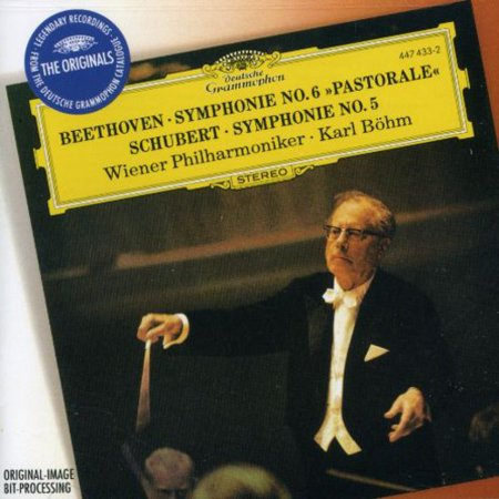 Beethoven - Symphonie n°6'Pastorale'/ Schubert - Symphonie n°5