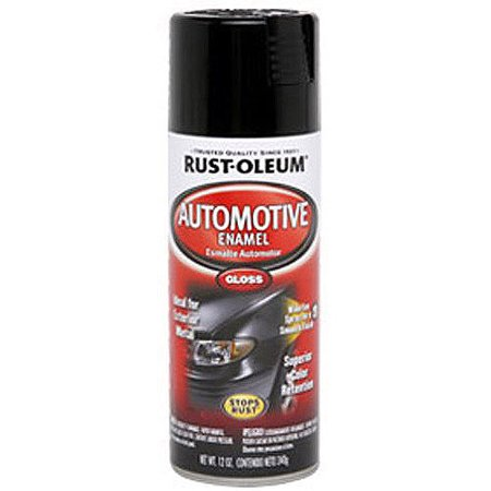 Rust-Oleum Auto Enamel Spray for $<!---->