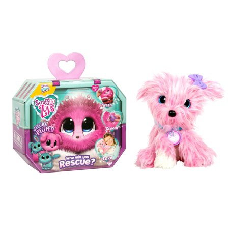 Little Live Scruff-a-Luvs™ Plush Mystery Rescue Pet, Pink
