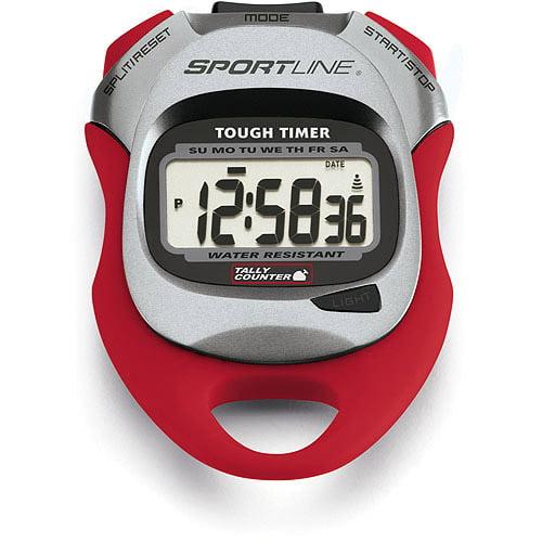 Sportsline 480 Tough Timer Stopwatch