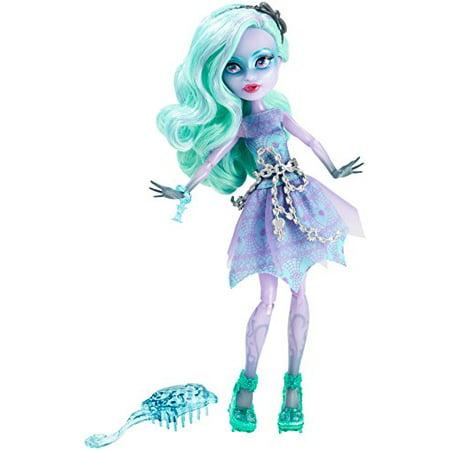 Monster High Haunted Getting Ghostly Twyla Doll](Twyla Monster)