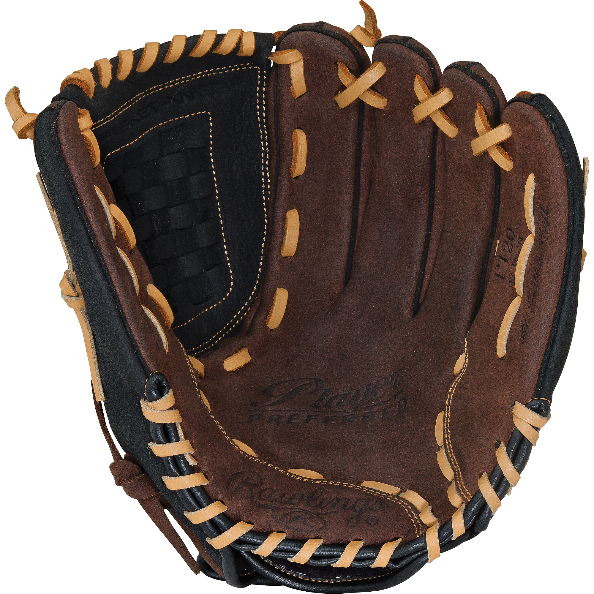 "Rawlings ""Player Preferred"" Adult Series 12"" Softball Glove"