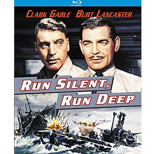 Run Silent, Run Deep (1958) (Blu-ray)